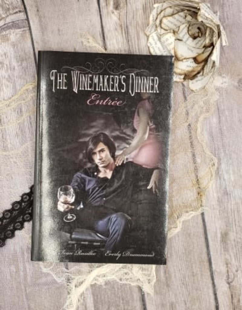 The Winemaker's Dinner, Entree, #2 by Dr. Ivan Rusilko & Emily Drummond