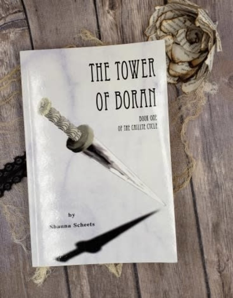 The Tower of Boran, #1 by Shauna Scheets