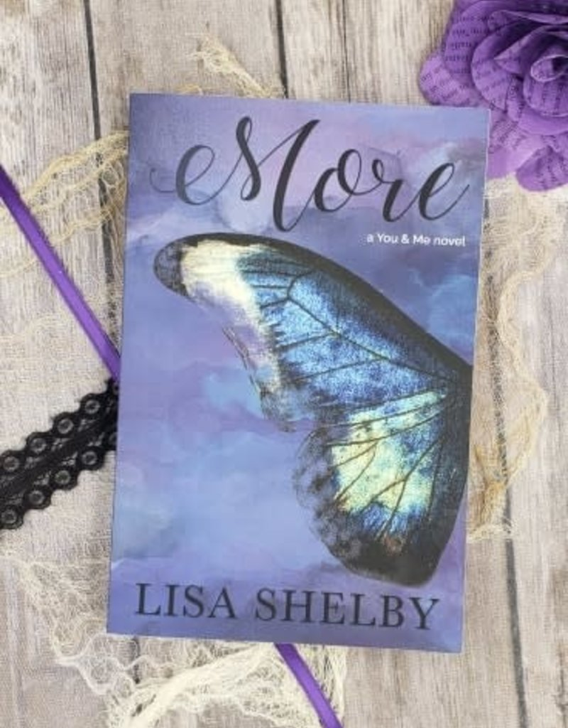 More, #3 by Lisa Shelby