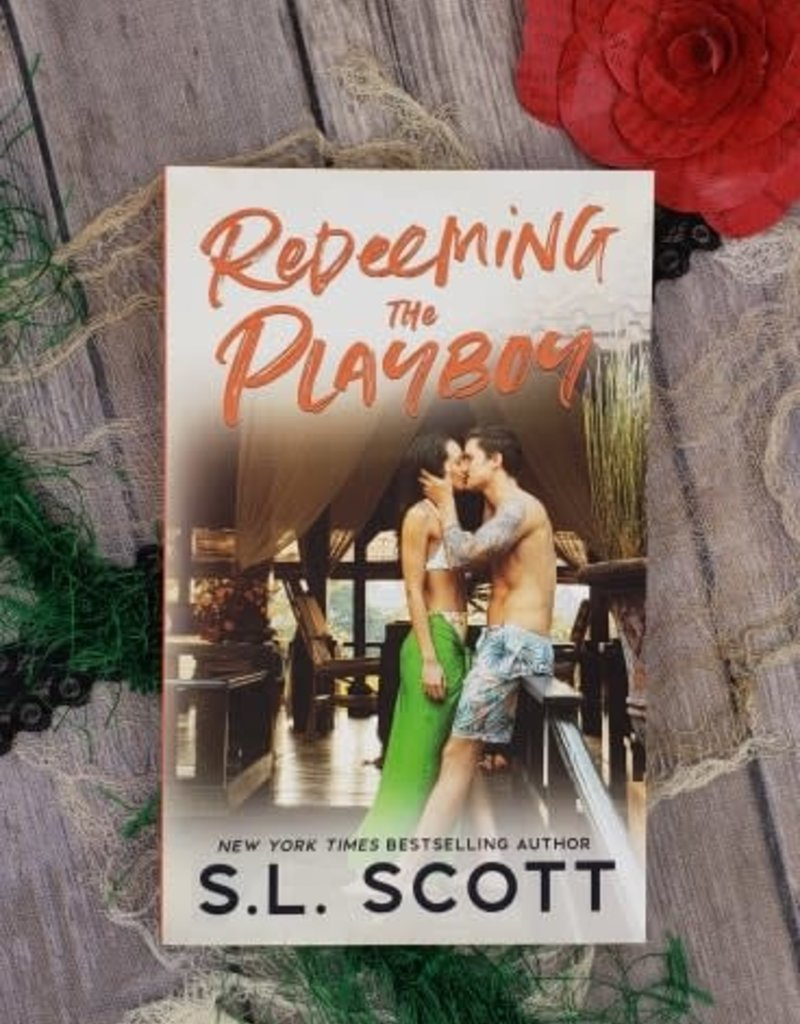 Redeeming the Playboy, #2 by SL Scott