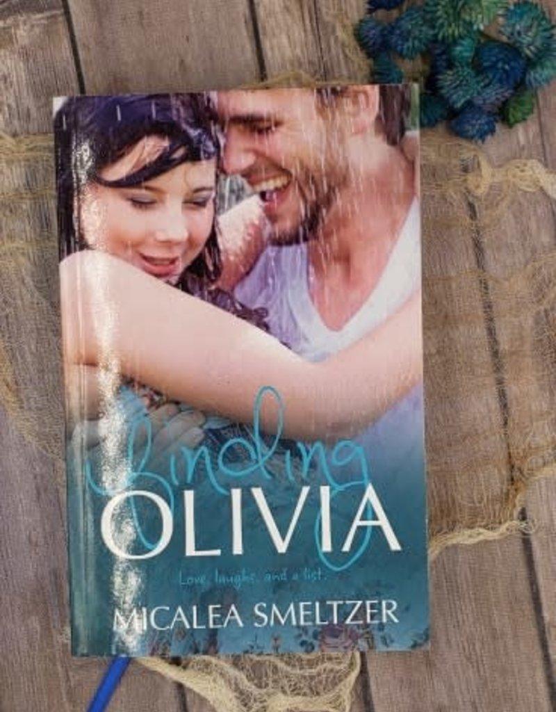 Finding Olivia, #1 by Micalea Smeltzer