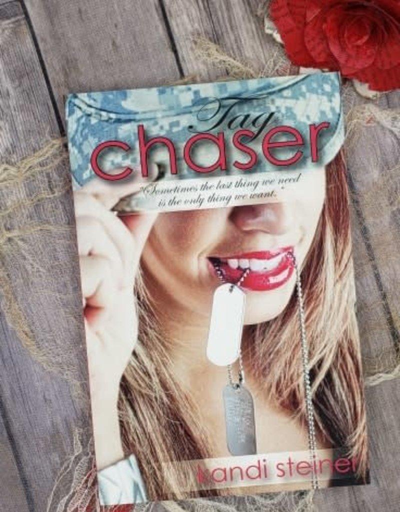 Tag Chaser, #1 by Kandi Steiner
