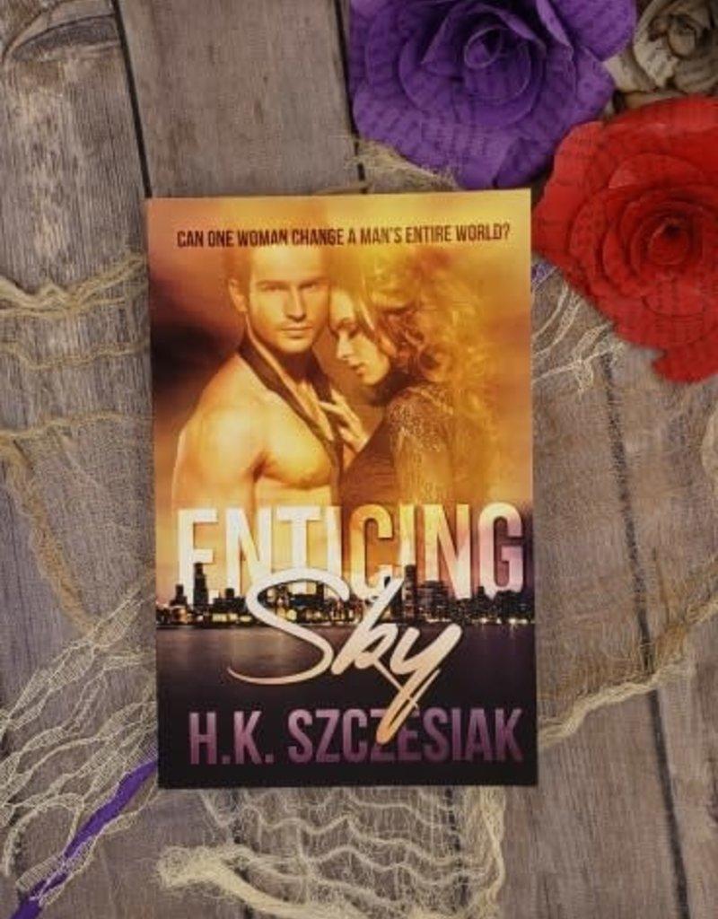 Enticing Sky by HK Szczesiak