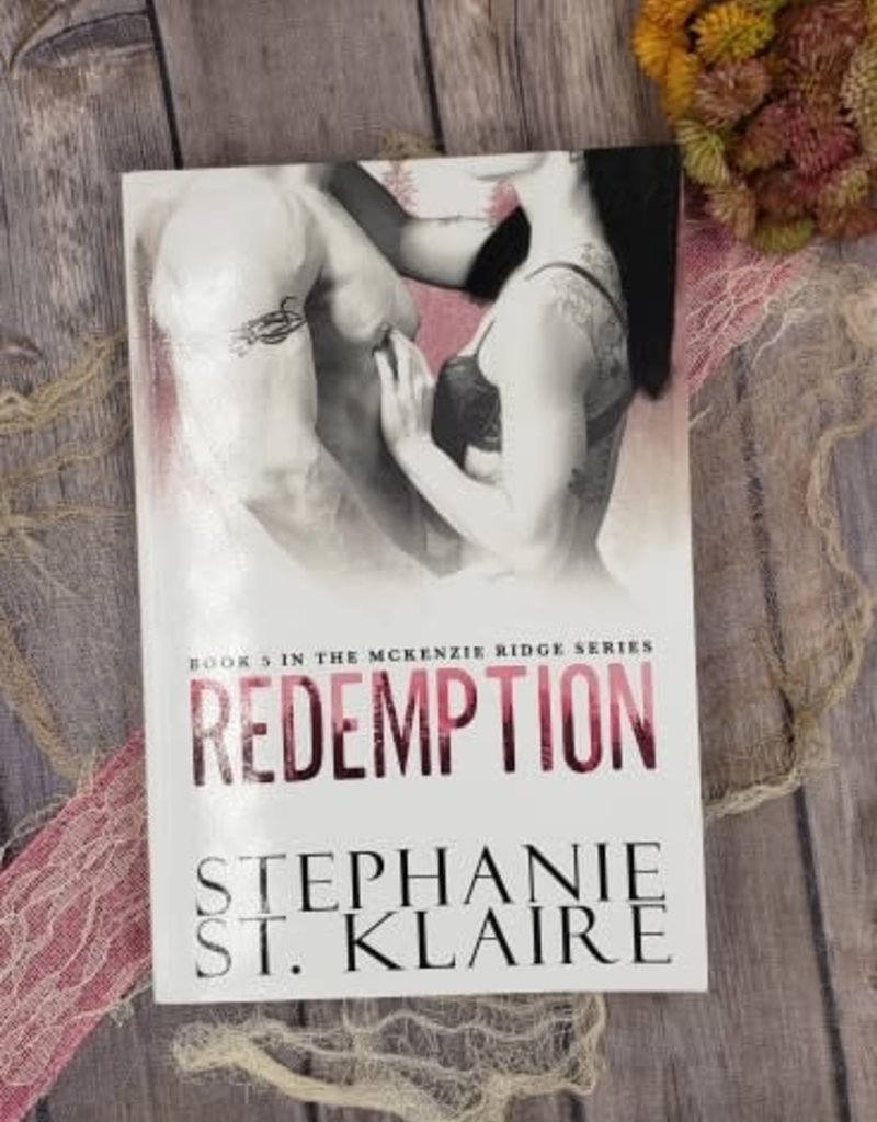Redemption, #5 by Stephanie St. Klaire