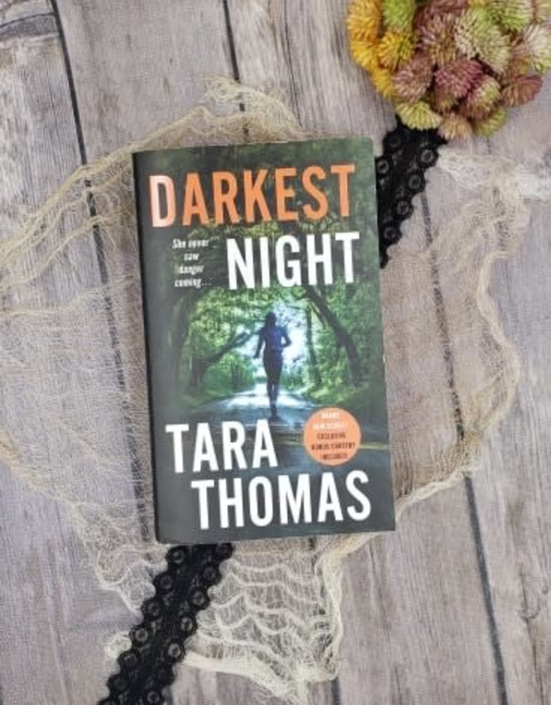 Darkest Night, #1 by Tara Thomas (Mass Market Paperback)