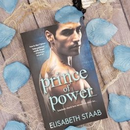 Prince of Power, #2 by Elisabeth Staab (Mass Market Paperback)