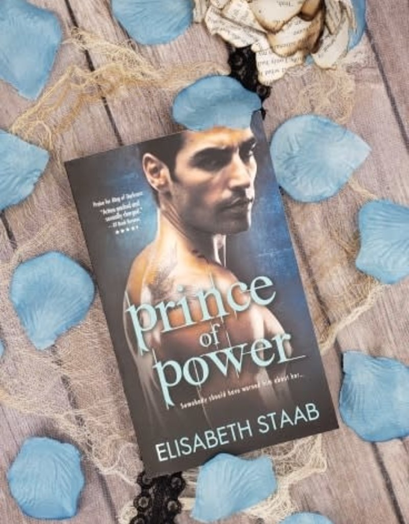 Prince of Power, #2 by Elisabeth Staab (Mass Market)