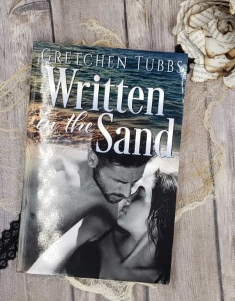 Written in the Sand by Gretchen Tubbs