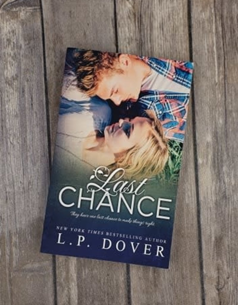 Last Chance by L P Dover
