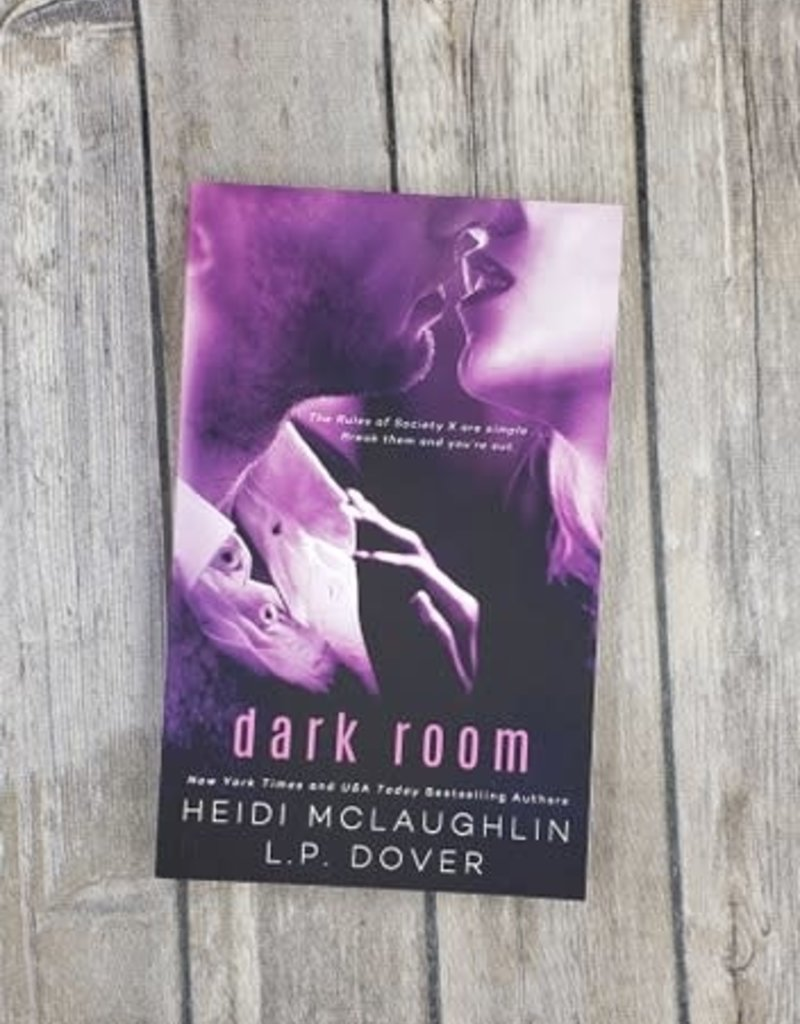 Dark Room, #1 by L P Dover & Heidi McLaughlin
