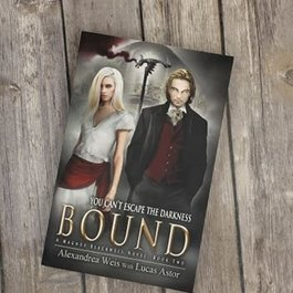 Bound by Alexandria Weis and Lucas Astor - Unsigned