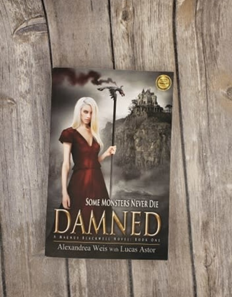 Damned, #2 by Alexandrea Weis and Lucas Astor - Unsigned
