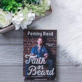Truth or Beard, #1 by Penny Reid (Exclusive Cover)