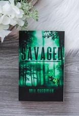 Mia Sheridan PinMate & Savaged by Mia Sheridan - Exclusive Cover