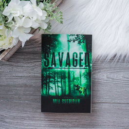 Savaged by Mia Sheridan (Exclusive Cover)