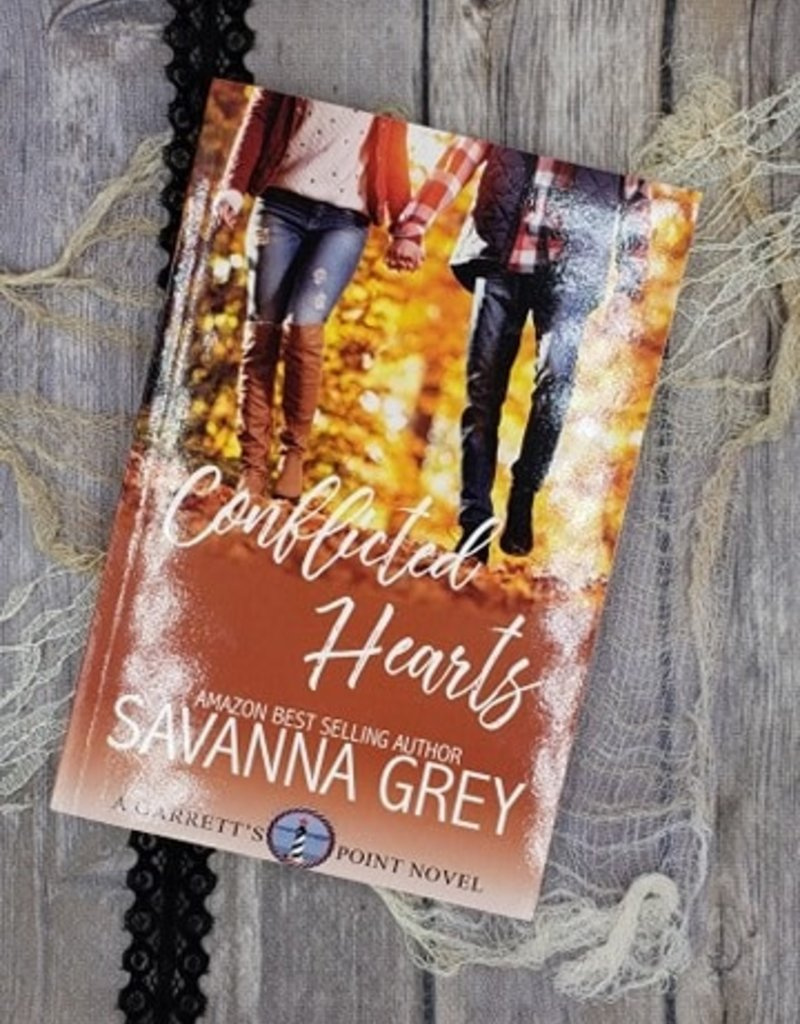 Conflicted Hearts, #2 by Savanna Grey