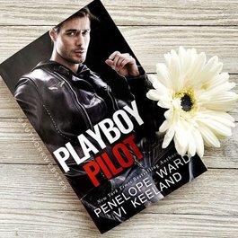 Playboy Pilot by Penelope Ward & Vi Keeland - Unsigned
