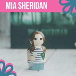Mia Sheridan PinMate