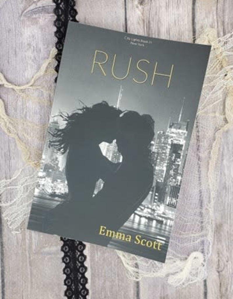 Rush, #3 by Emma Scott