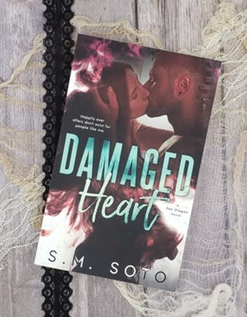 Damaged Heart, #2 by SM Soto