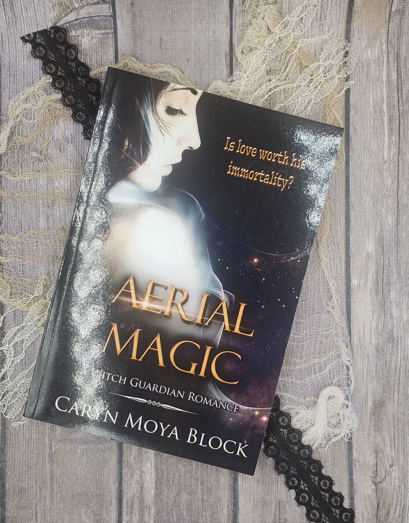Aerial Magic, #2 by Caryn Moya Block