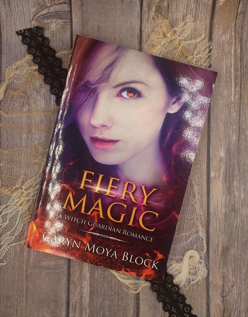 Fiery Magic, #3 by Caryn Moya Block