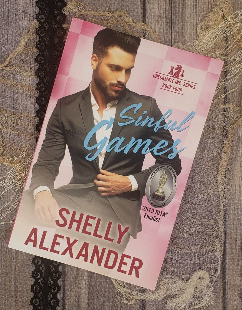 Sinful Games, #4 by Shelly Alexander