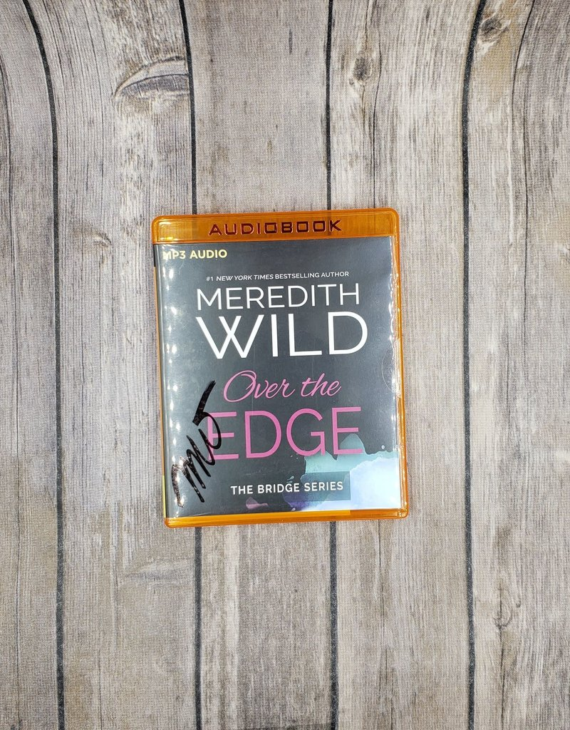 Over The Edge, MP3 Audiobook by Meredith Wild