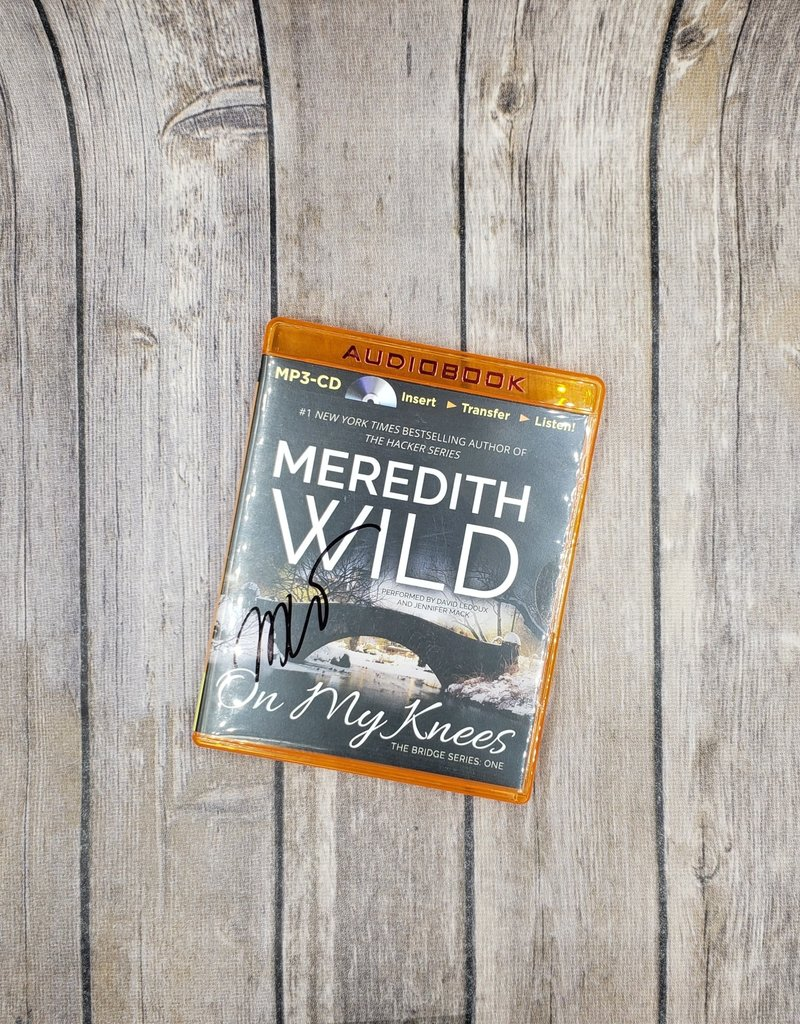 On My Knees, #1 MP3 Audiobook by Meredith Wild