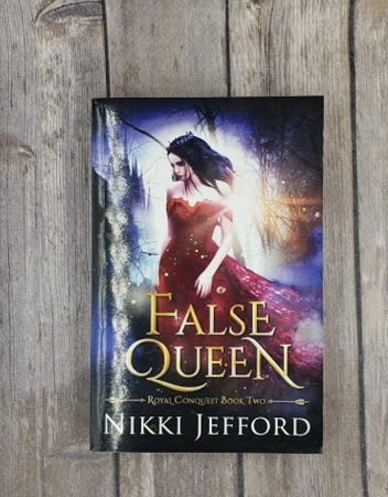 False Queen, #2 by Nikki Jefford