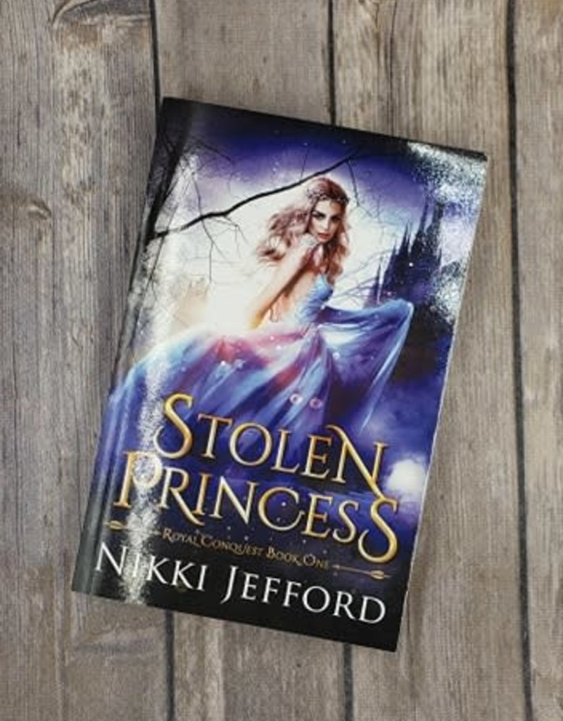 Stolen Princess, #1 by Nikki Jefford