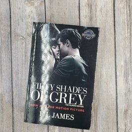 Fifty Shades of Grey by EL James (Filipino Version) - Scratch & Dent