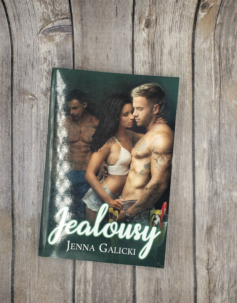 Jealousy, by Jenna Galicki
