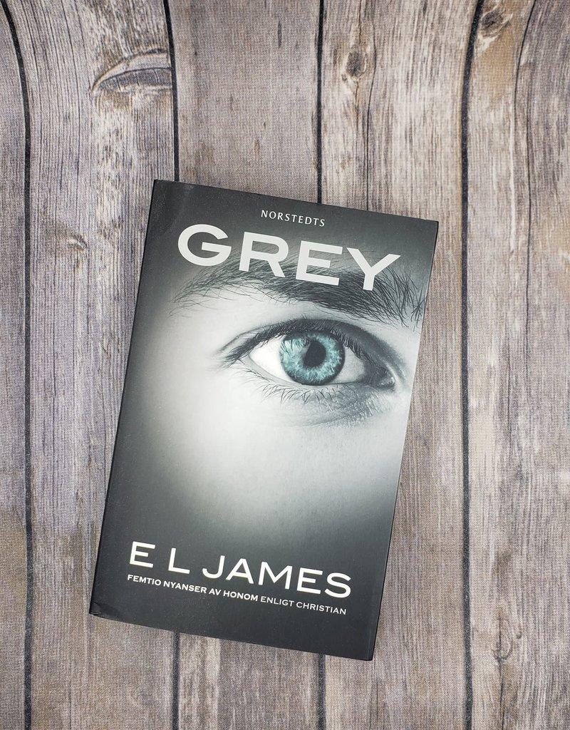 Grey, #4 by EL James (Swedish Version)