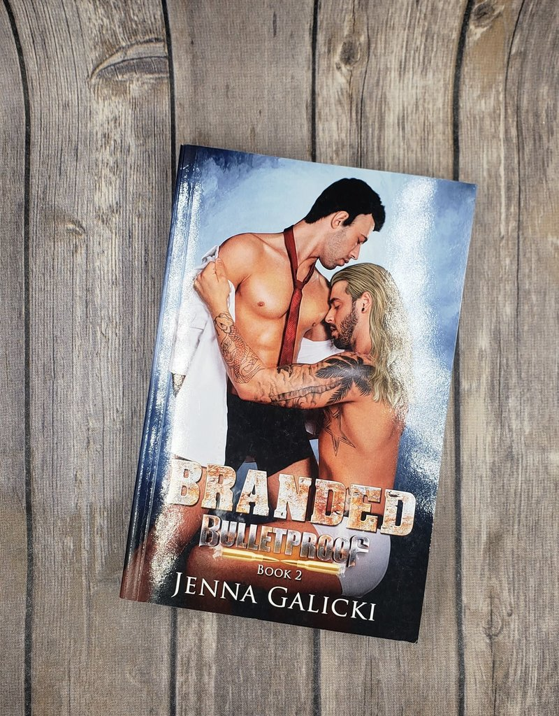 Branded, #2 by Jenna Galicki