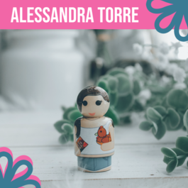 Alessandra Torre PinMate