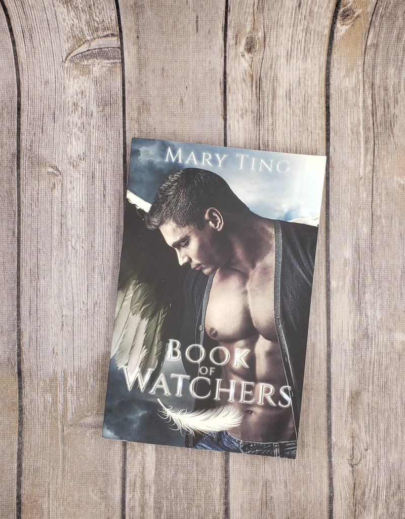 Book of Watchers, #1 by Mary Ting - Bookplate
