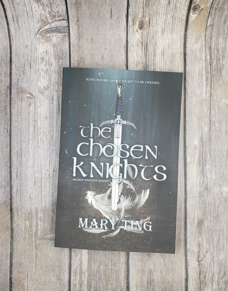 The Chosen Knights, #1 by Mary Ting - Bookplate