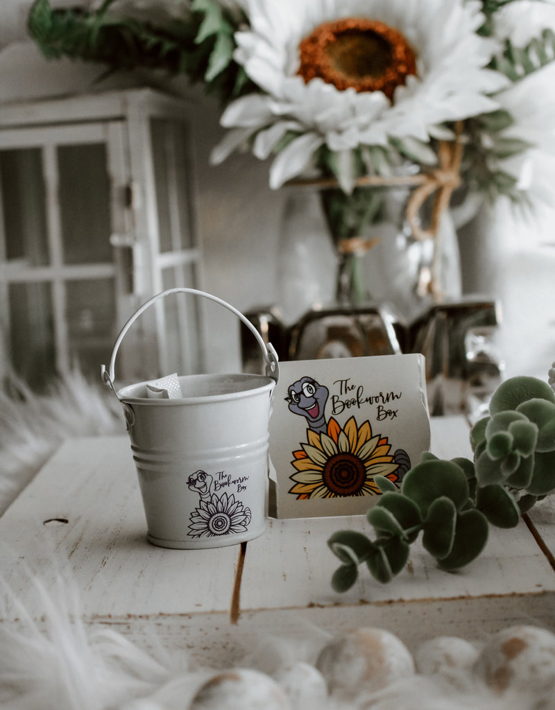 Flower Bucket with Seeds