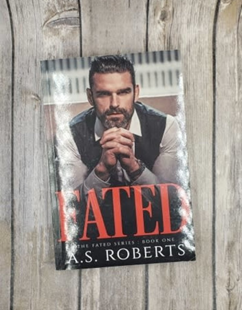 Fated, #1 by AS Roberts