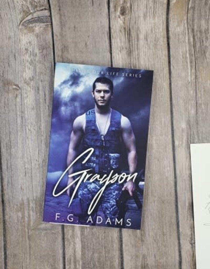 Grayson, #1 by FG Adams
