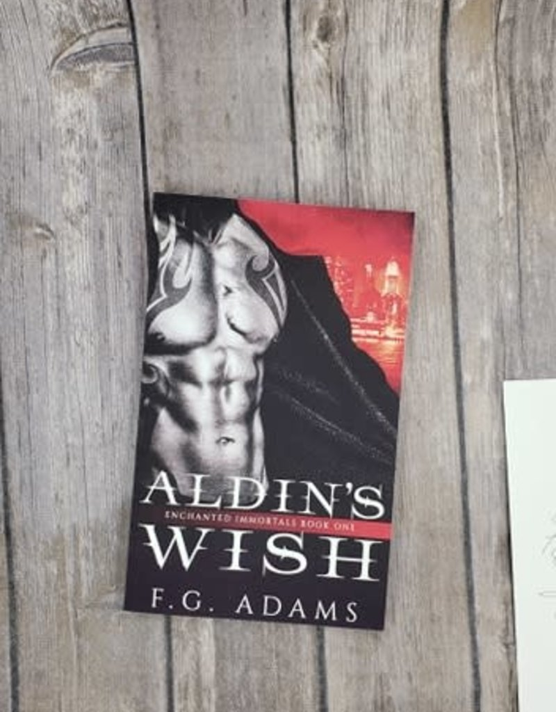 Aldin's Wish, #1 by FG Adams