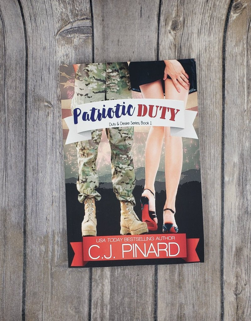 Patriotic Duty, #1 by CJ Pinard