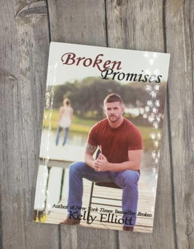 Broken Promises, #3 by Kelly Elliott