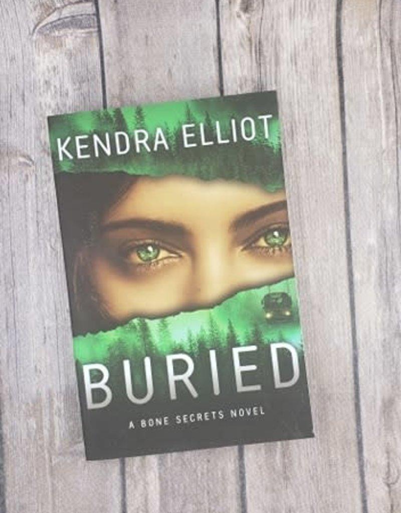 Buried, #3 by Kendra Elliott