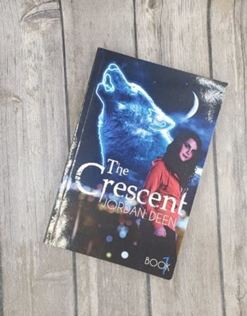 The Crescent, #1 by Jordan Deen