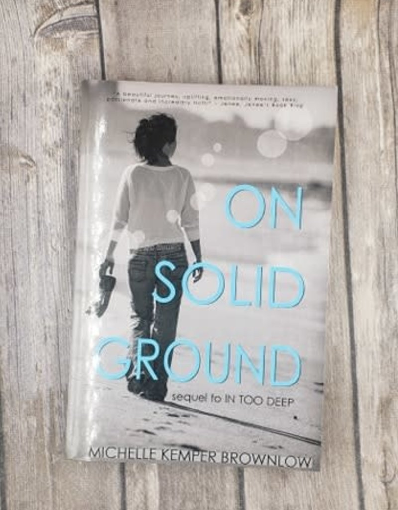 On Solid Ground, #2 by Michelle Brownlow