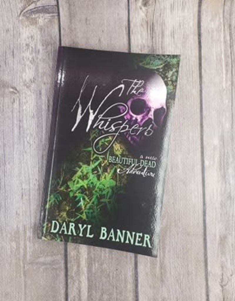 The Whispers, #4 by Daryl Banner