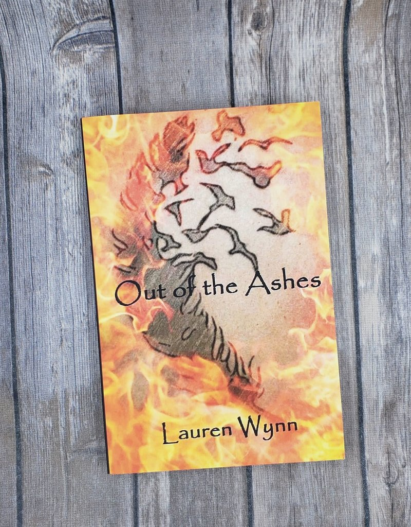 Out of the Ashes by Lauren Wynn
