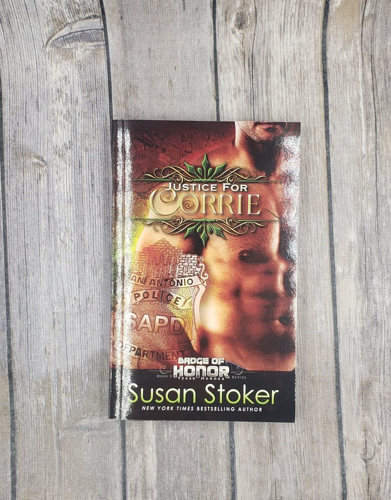 Justice for Corrie, #3 by Susan Stoker